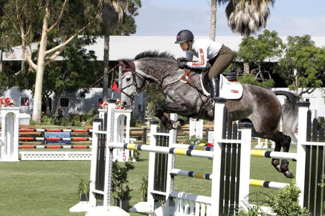 Tamie Smith and Fleeceworks Royal. Photo courtesy of Captured Moment Photography.
