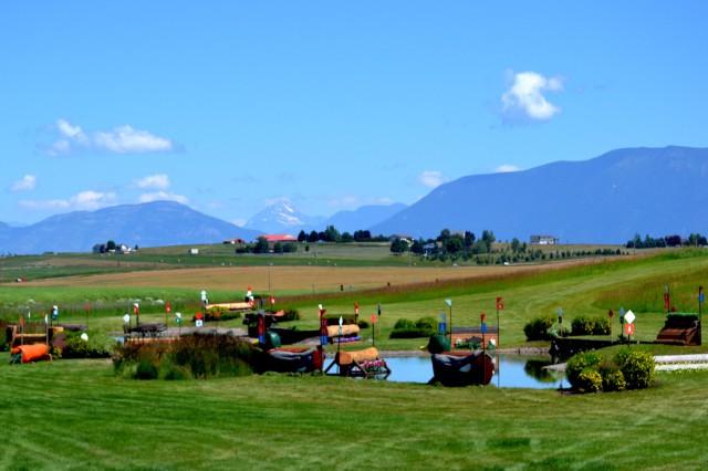 Rebecca Farm in the Flathead Valley. Photo by Chesna Klimek.