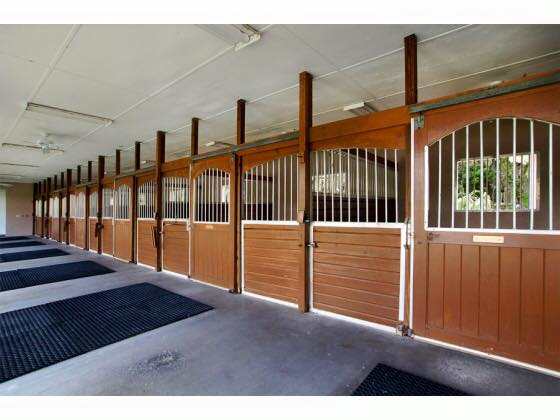 This would be a nice start on the whole 'dream barn' thing. Photo from Horse Properties International on Facebook