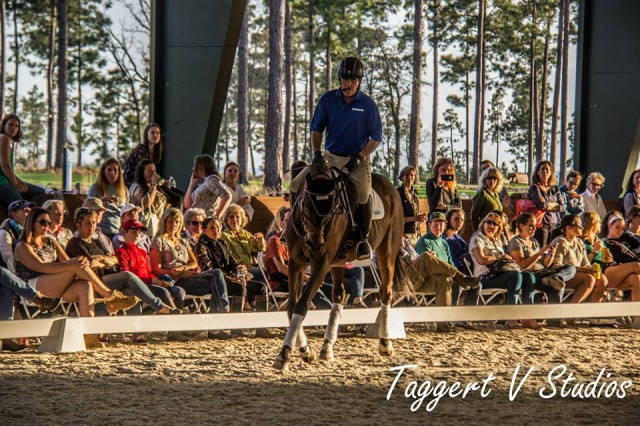 Phillip Dutton and Icabad Crane at last year's Aiken Masterclass. Photo by Taggert V Studios.