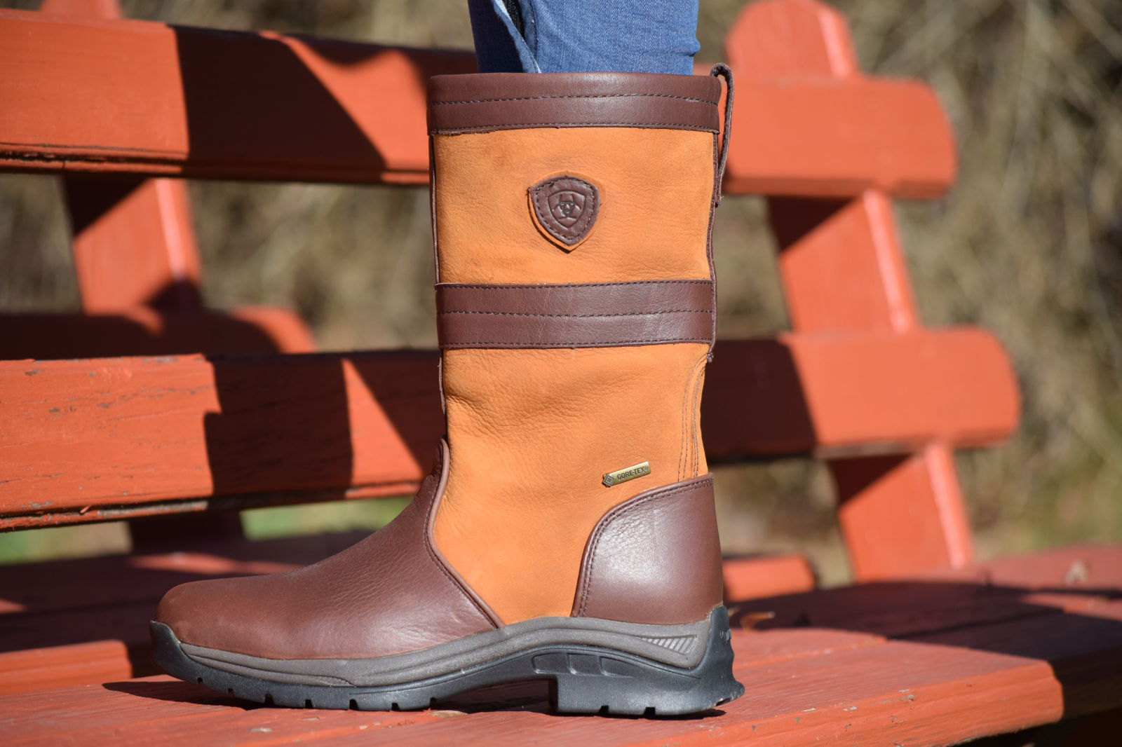 207eadfea7e Product Review: Ariat Bryn Gtx Country Boots | Eventing Nation ...