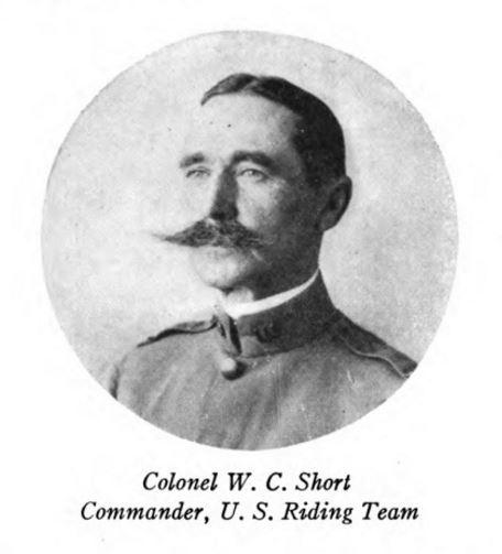 Colonel Short