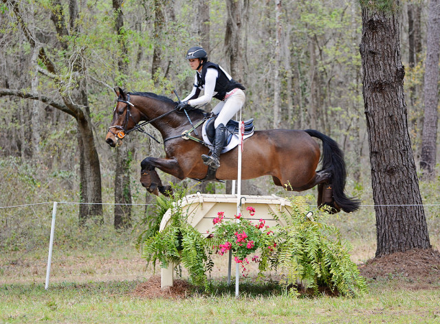 Ellie MacPhail and RF Eloquence. Photo by Jenni Autry.