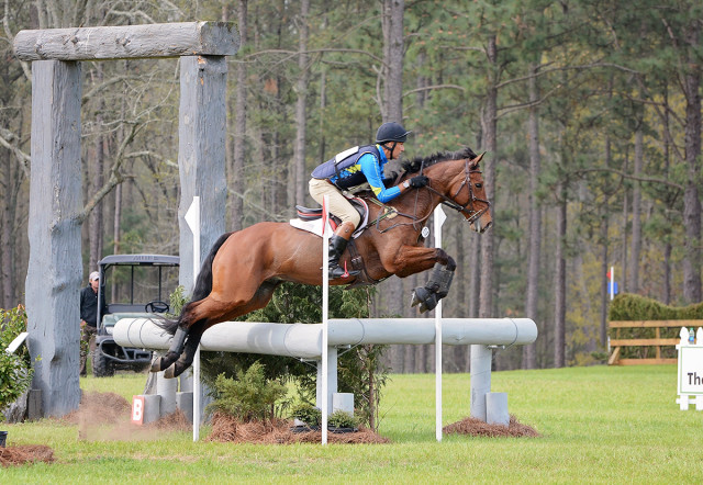 Kevin Keane and Fernhill Flutter. Photo by Jenni Autry.