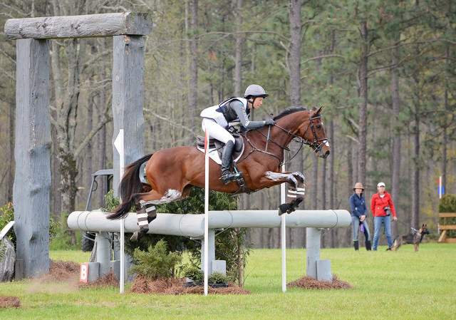 Meghan O'Donoghue and Palm Crescent. Photo by Jenni Autry.