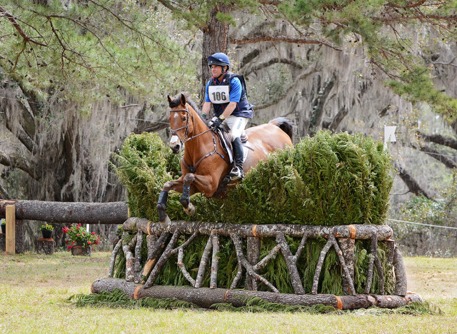 #35. Phillip Dutton and Fernhill Fugitive. Photo by Jenni Autry.