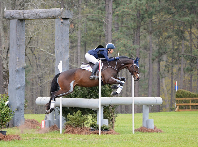Shelby Brost and Crimson. Photo by Jenni Autry.