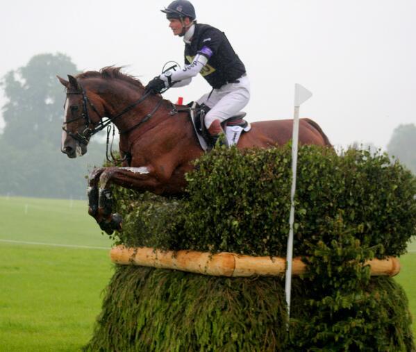 William Fox-Pitt and Chilli Morning en route to winning Bramham 2014 Photo by Samantha Clark