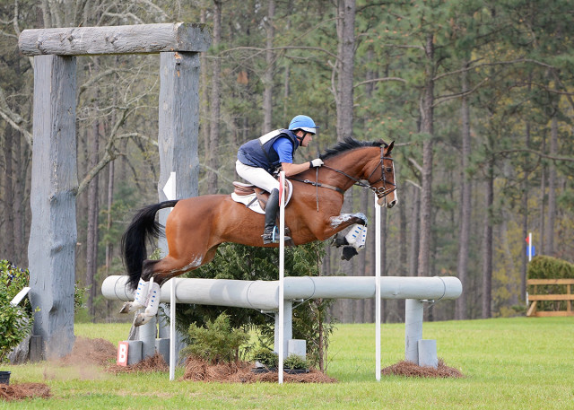 Will Faudree and Caeleste. Photo by Jenni Autry.