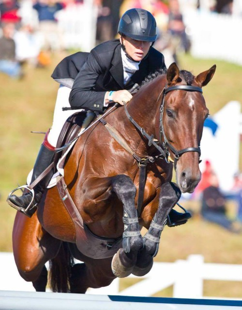 Ashley Johnson and Tactical Maneuver. Photo by Mike McNally.
