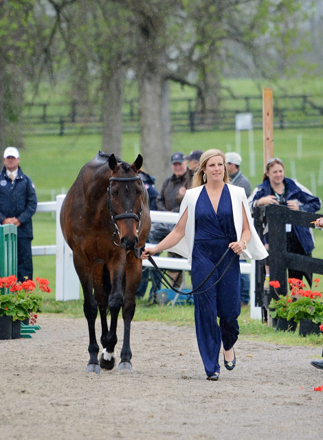 Allie Knowles and Sound Prospect. Photo by Jenni Autry.