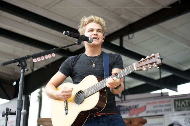 See Hunter Hayes in concert at Rolex. Photo: CC.