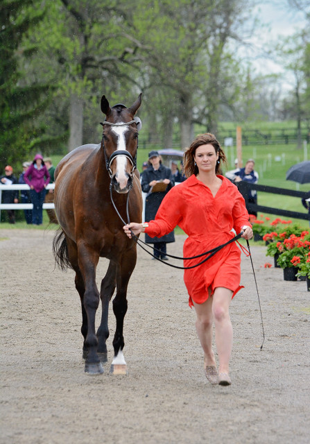 Leah Lang-Gluscic and A.P. Prime. Photo by Jenni Autry.
