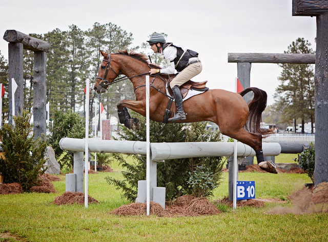 Ryan Wood and Woodstock Bennett at Carolina International 2016. Photo by Jenni Autry.