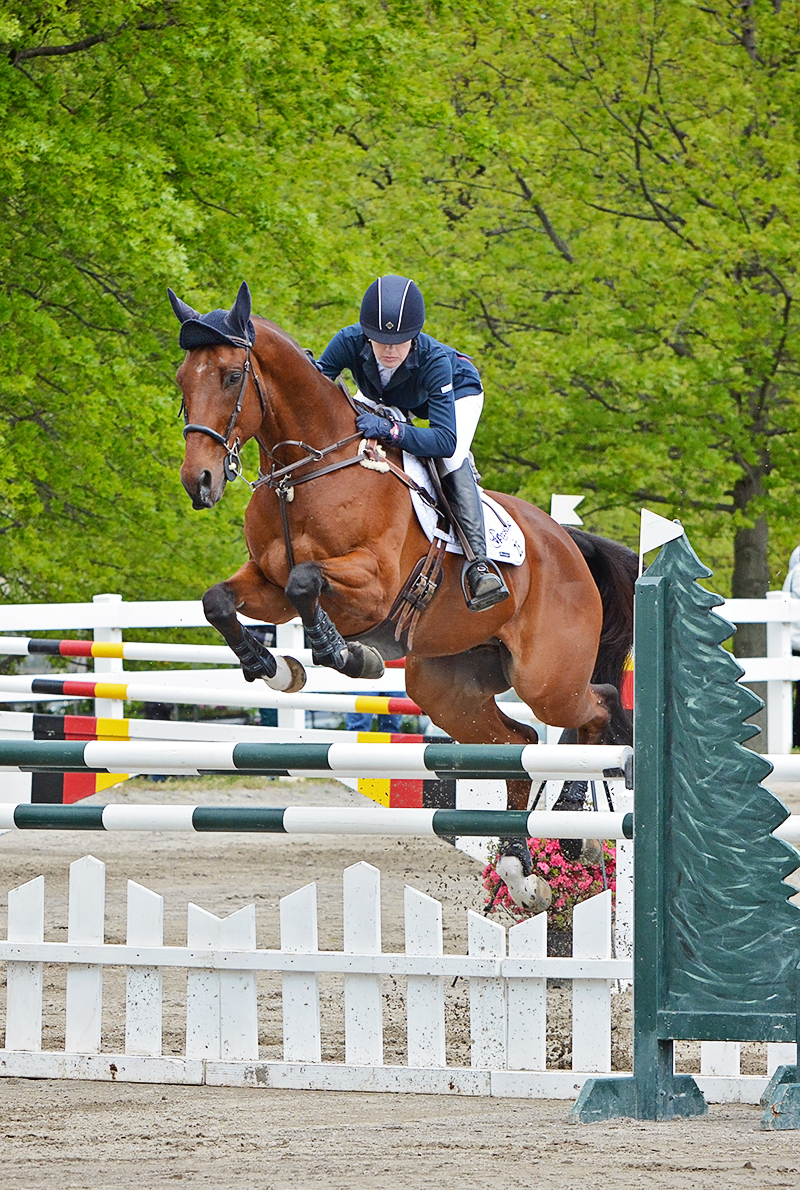How To Dress Up Show Jumping Courses Eventing Nation Three Day Eventing News Results Videos And Commentary