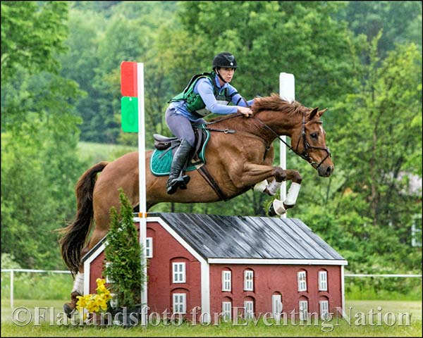 Kate Rakowski and Ciderhouse Jack. Photo courtesy of Joan Davis / Flatlandsfoto.