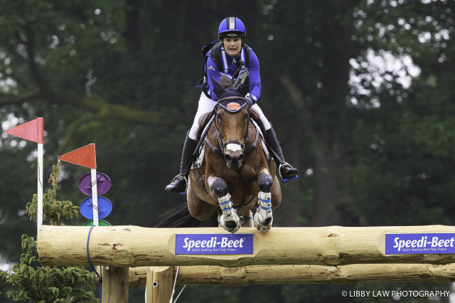 Katherine Coleman and Longwood at Bramham International. Photo by Libby Law Photography