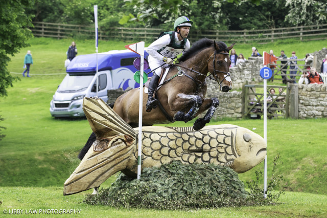 Clark Montgomery and Loughan Glen at Bramham. Photo by Libby Law Photography.