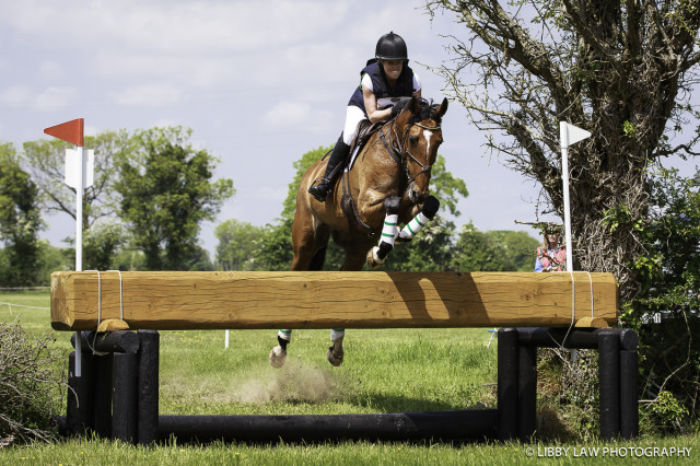 Mimi Falb and Kilpipe Jewel. Photo by Libby Law Photography.