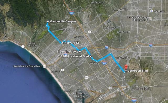 Screenshot via Google Maps.