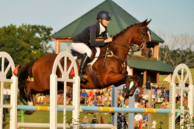 Avery Klunick and It It to Win It at the AECs. Photo by Sally Spickard.