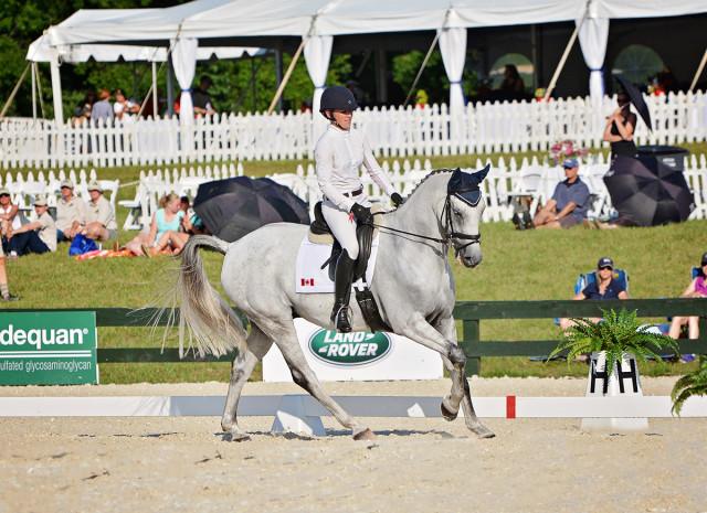 Jessica Phoenix and Bentley's Best. Photo by Jenni Autry.