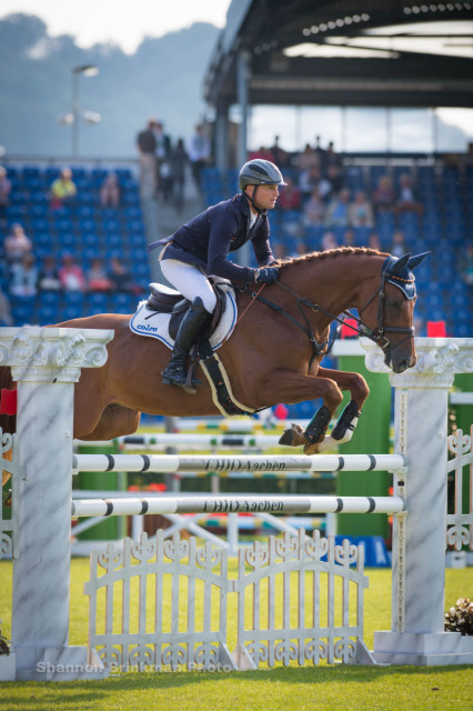 Michael Jung and fischerTakinou. Photo by Shannon Brinkman.