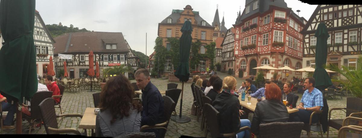 Heppenheim. Photo courtesy of Asia Vedder.