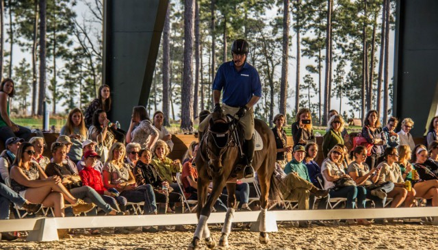 Stable View, the official home of the Aiken Masterclass, is now gearing up to host its very first Advanced event. Photo by Taggert VinZant/Stable View.