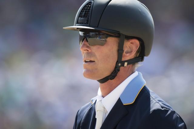 Peder Fredricson SWE  Silver medalist Rio 2016