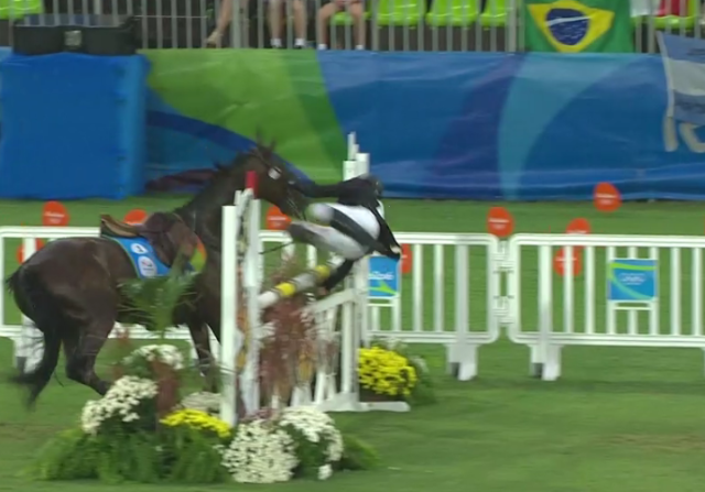 Screenshot via NBC Olympics.