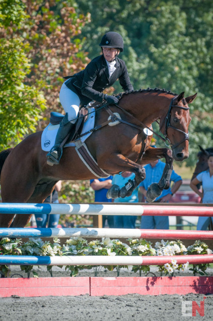 Stacey Westmoreland and Paddy Tap. Photo by Leslie Threlkeld.