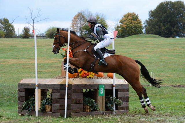 Meghan O'Donoghue and Rehy USA. Photo by Miranda Akins.
