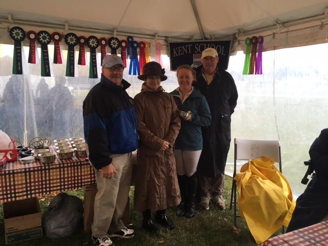 Ray Denis, Carol Kozlowski,  Pamela Lyons, and Keith Angstadt. Photo courtesy of Ray Denis.