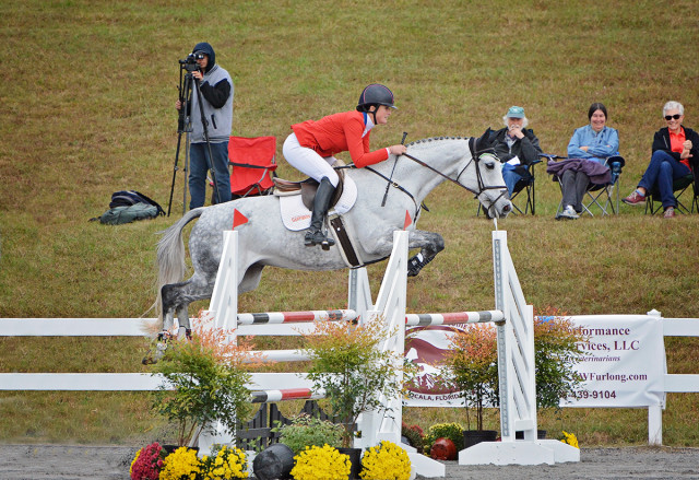 Lauren Kieffer and Landmark's Monaco. Photo by Jenni Autry.