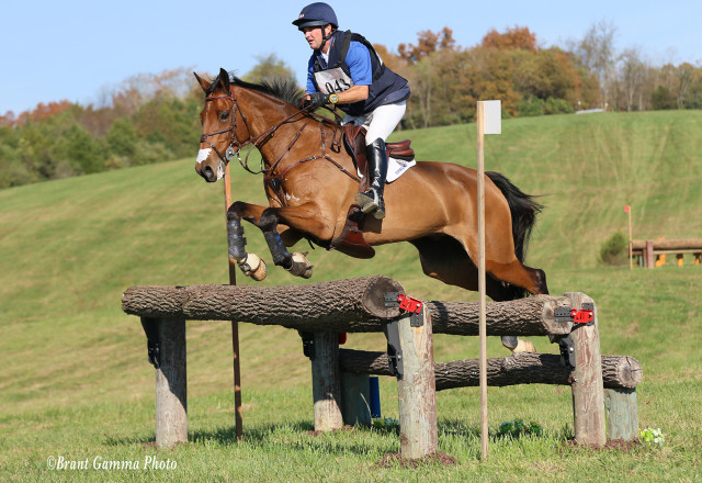 Phillip Dutton and Fernhill Revelation. Photo by Brant Gamma.