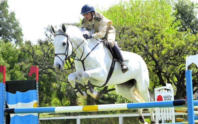 Santiago Zone competing at Campo de Mayo. Photo courtesy of Gabriel Di Giorgi Photography.
