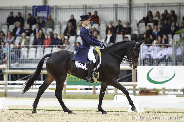 Michael Jung and fischerRocana FST. Photo by Libby Law Photography.