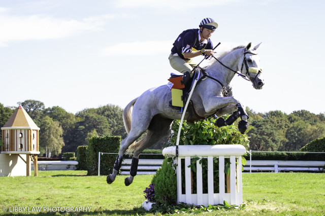 Boyd Martin and Crackerjack. Photo by Libby Law Photography.