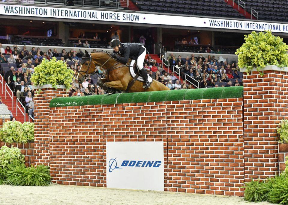 Mclain Ward and ZZ Top. Photo by Shawn McMillen Photography courtesy of Jump Media.