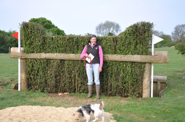 Bonnie Fishburn is a UK-based amateur eventer. Photo by Bonnie Fishburn.