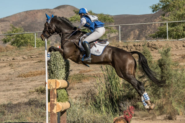 Jordan Linstedt and Revitavet Capato. Photo by Sherry Stewart.