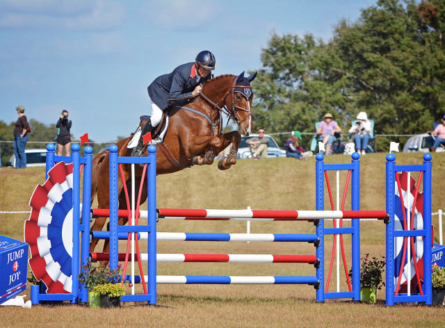 Leslie Law and Fernhill Divergent. Photo by Jenni Autry.