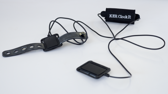 Enter to win a KER ClockIt Starter Pack!