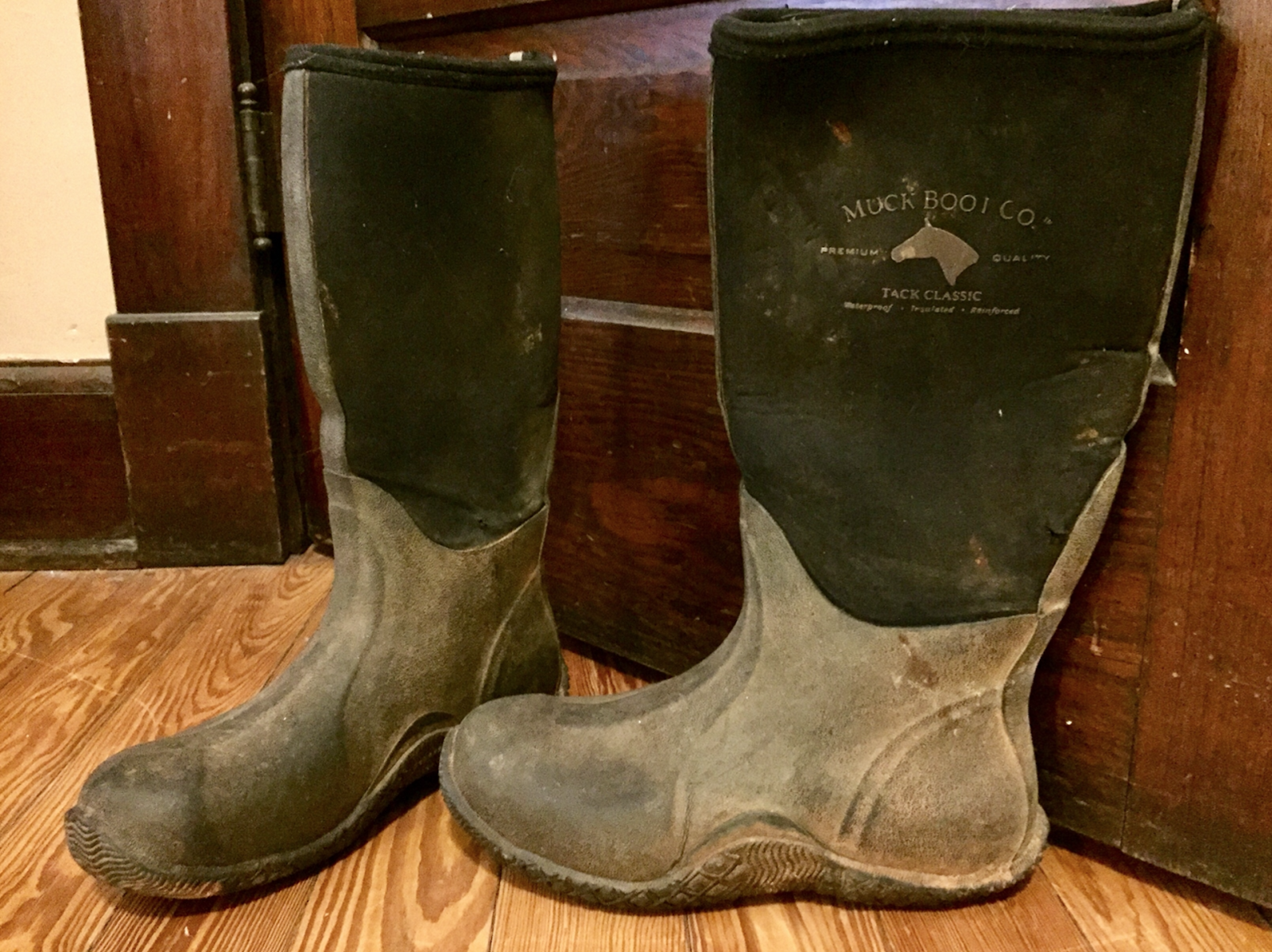 Product Review: Reign Supreme Winter Boot from The Original Muck ...