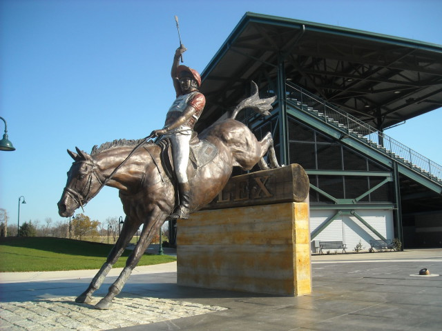 Which venue will join the Kentucky Horse Park as the second in the U.S. to host a CCI4*? Photo by Lorraine Jackson.
