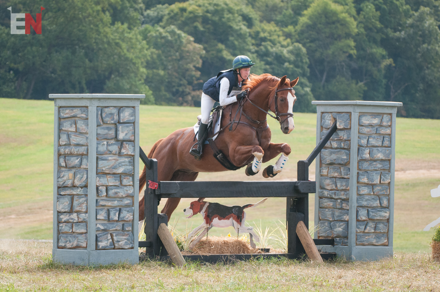 Omtyckta Talent Spotted! Meet Cornelia Dorr of the 2017 USEF Eventing 25 HD-63
