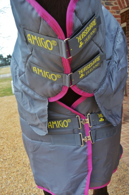 Product Review Amigo All In One Insulator Stable Blanket