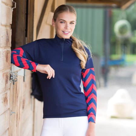 Enter to win your own Equetech Custom Cross Country Shirt!