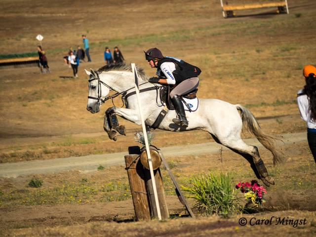 Kenzie Wilkinson and Zero Gravity. Photo by Carol Mingst.